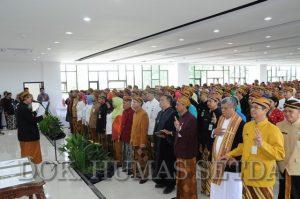 Lima Ratus Enam Puluh Satu Pejabat Struktural Dilantik