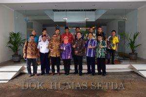 DPRD Kab. Kediri Belajar Sistem Transportasi Dan Perhubungan Ke Salatiga