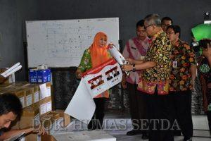 Sekda Provinsi Jawa Tengah Optimis Pilkada Salatiga Sukses