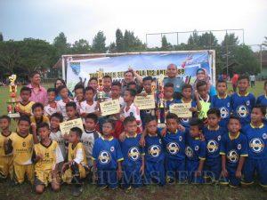 Sena FC Juara Netenvaganza Cup 2017