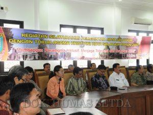 Pemkot Jalin Silaturahmi Dengan Tokoh Kristiani