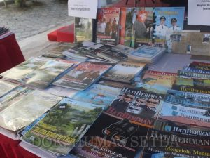 Dinaspersip Gelar Pameran Buku dan Terbitan Daerah