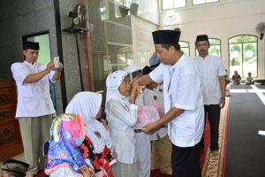 Rektor IAIN Ajak Jamaah Berdoa Seperti Bayi Menangis