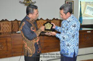 Tertarik Pengelolaan BUMD, DPRD Kab Buleleng Kunjungi Salatiga
