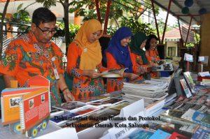 Konten Lokal Dikenalkan Lewat Pameran Buku