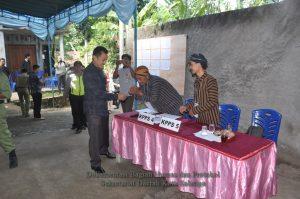 Pastikan Berjalan Lancar, Walikota Pantau TPS