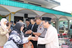 Halal Bi Halal Guru dan Pegawai TK/RA/SD/MI se-Kecamatan Tingkir