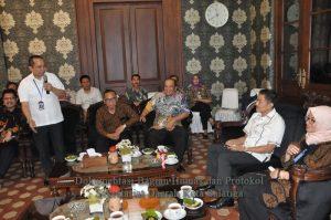 Forum Eks PD BPR Bank Pasar se-Jateng dan DIY Dukung Pemkot Atasi Permasalahan Bank Salatiga