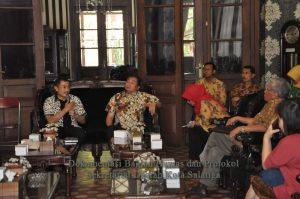 Walikota Jamin Dana Nasabah Aman