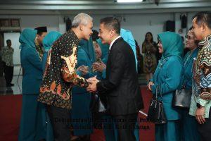 Gubernur Ajak  Walikota Perkuat Ekonomi Kerakyatan