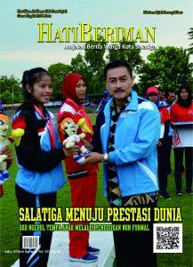 Majalah Hati Beriman Edisi 5 Tahun 2018