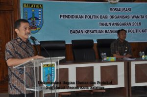 Organisasi Wanita di Bina Berpolitik Baik