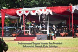 Momentum Hari Pahlawan, Walikota Salatiga Ajak Tingkatkan Dedikasi