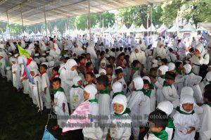 2.261 anak RA dan TK Ramaikan Manasik Haji