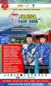 Salatiga Fair 2018, Ajang Promosi Daerah ke Tingkat Nasional