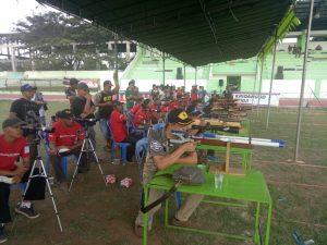 Penembak Kalimantan Juara Umum Salatiga Silhouette Open-V