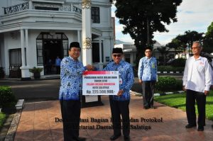 Hasil Bulan Dana PMI 2018 Lampui Target