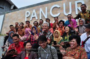 Gubernur Puji Perubahan Kampung Pancuran