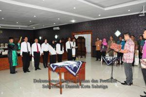Walikota Lantik 6 Pejabat Fungsional