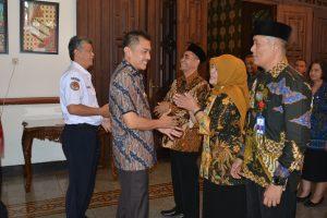 Walikota Ajak Pejabat Terlantik Sejahterakan Warga