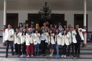 7 Pelajar Ikuti GYS di Dorong Berinovasi ke Lingkungan