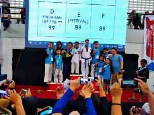 Dojang GPD Salatiga Panen Medali di Kejurnas Taekwondo 2019