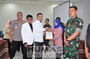 PMI Kota Salatiga Gelar Musyawarah Kerja