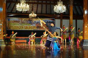 """Disbudpar Gelar Sendratari """"Prajanjen Salatiga"""" di TMII, Jakarta"""