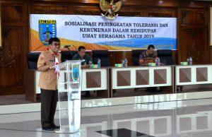 Wakil Walikota Ajak Masyarakat untuk Hidup Harmonis di Tengah Keragaman