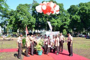 Salatiga Jadi Tuan Rumah Pesta Siaga Tingkat Binwil Semarang