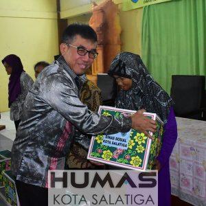 4 Kecamatan Terima 1.250 bingkisan Hari Raya