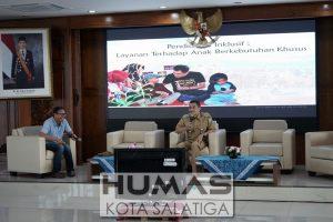 Walikota: Semua Sekolah Menuju Sekolah Inklusif