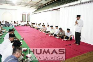 Ribuan Jamaah Padati Tarhim Putaran Akhir