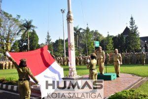 Peringati Hari Lahir Pancasila, Sekda Ajak ASN Rawat Pancasila