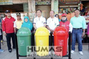 500 Orang Ikuti Gerakan Pungut Sampah