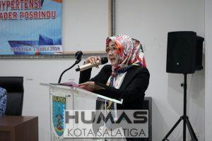 TP PKK Gelar Deteksi Dini Hipertensi dan Diabetes Mellitus