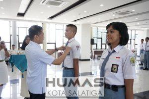 82 Pelajar Terpilih Ikuti Pelatihan Paskibraka