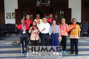 PAMI Salatiga Raih 13 Emas di Lampung