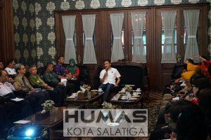 Walikota Ajak Ormas Jaga Iklim Sejuk dan Toleran di Salatiga