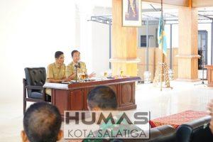 Sekda Dorong SKPD Aktif di Media Sosial