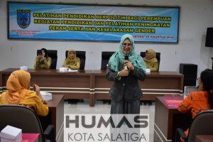 Perempuan Harus Sadar Politik