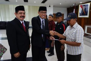 Pemkot Salatiga Cairkan Bantuan Santunan Kematian Keluarga Miskin (BSKKM) Kota Salatiga Tahap II