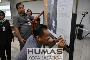 Pengukuran Canggih, Batas wilayah Salatiga menjadi 5.400 Ha