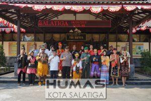 Berbagai Etnis di Salatiga Serukan Semangat Persaudaraan