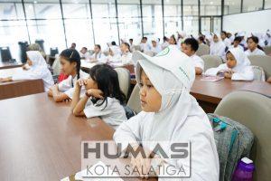 106 Siswa SD/MI Ikuti Pelatihan Dokter Kecil