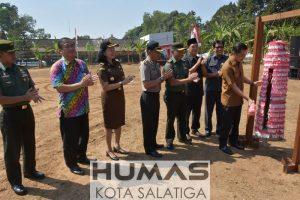 Walikota Buka TMMD Sengkuyung Tahap III