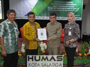 THL dan GTT/PTT di Kota Salatiga Mendapat Jamsostek