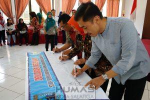 Walikota Buka Jambore Forum Anak Salatiga