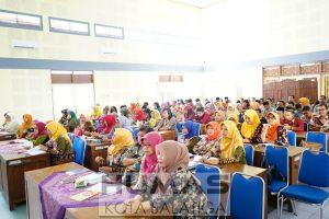 159 Kepala SD dan SMP ikuti Sosialisasi Pendidikan Inklusi
