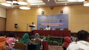 Mendukung Indonesia Satu Data Diskominfo Gelar Workshop Statistik